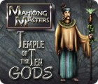Mahjong Masters: Temple of the Ten Gods juego