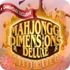 Mahjongg Dimensions Deluxe: Tiles in Time juego