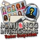 Mahjongg Investigations: Under Suspicion juego