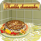 Marble Cheesecake Cooking juego