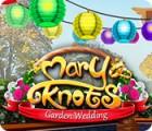 Mary Knots: Garden Wedding juego