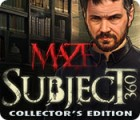 Maze: Subject 360 Collector's Edition juego