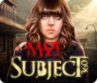 Maze: Subject 360 juego