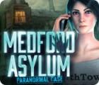 Medford Asylum: Paranormal Case juego