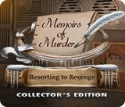 Memoirs of Murder: Resorting to Revenge Collector's Edition juego