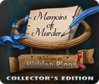 Memoirs of Murder: Welcome to Hidden Pines Collector's Edition juego