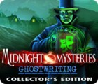 Midnight Mysteries: Ghostwriting Collector's Edition juego
