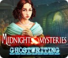 Midnight Mysteries: Ghostwriting juego