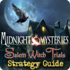 Midnight Mysteries 2: The Salem Witch Trials Strategy Guide juego