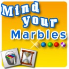 Mind Your Marbles R juego