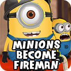 Minions Become Fireman juego