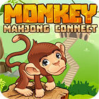 Monkey Mahjong Connect juego