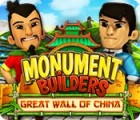 Monument Builders: Great Wall of China juego
