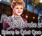 Se ha escrito un crimen 2: Regreso a Cabot Cove juego