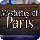 Mysteries Of Paris juego