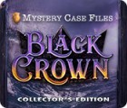 Mystery Case Files: Black Crown Collector's Edition juego