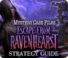 Mystery Case Files: Escape from Ravenhearst Strategy Guide juego
