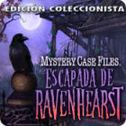 Mystery Case Files: Escapada de Ravenhearst Edición Coleccionista juego