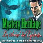 Mystery Heritage: La Señal del Espíritu Edición Coleccionista juego