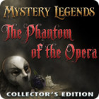 Mystery Legends: The Phantom of the Opera Collector's Edition juego