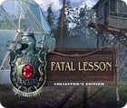 Mystery Trackers: Fatal Lesson Collector's Edition juego
