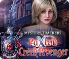 Mystery Trackers: Paxton Creek Avenger juego