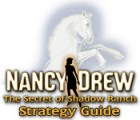 Nancy Drew: Secret of Shadow Ranch Strategy Guide juego