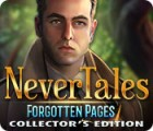 Nevertales: Forgotten Pages Collector's Edition juego