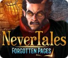 Nevertales: Forgotten Pages juego