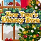 New Year's Disney Diva juego