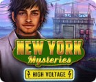 New York Mysteries: High Voltage juego