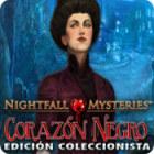 Nightfall Mysteries: Corazón Negro Edición Coleccionista juego