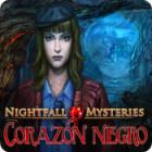 Nightfall Mysteries: Corazón Negro juego