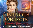 Ominous Objects: Family Portrait Collector's Edition juego