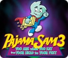 Pajama Sam 3: You Are What You Eat From Your Head to Your Feet juego