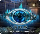 Paranormal Files: The Tall Man Collector's Edition juego