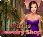 Paris Jewelry Shop juego
