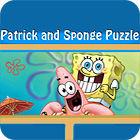 Patrick And Sponge Bob Jigsaw juego