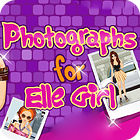 Photographs For Elle Girl juego