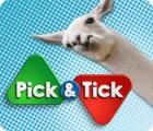 Pick & Tick juego