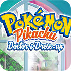 Pikachu Doctor And Dress Up juego