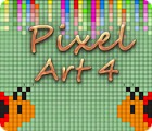 Pixel Art 4 juego