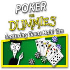 Poker For Dummies® juego