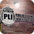 Police Line Investigator juego