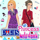 Princess: Paris vs. New York juego