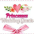Princess Wedding Guests juego
