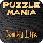 Puzzlemania. Country Life juego