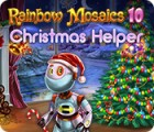 Rainbow Mosaics 10: Christmas Helper juego