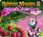 Rainbow Mosaics 11: Helper's Valentine juego