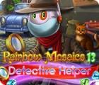 Rainbow Mosaics 13: Detective Helper juego